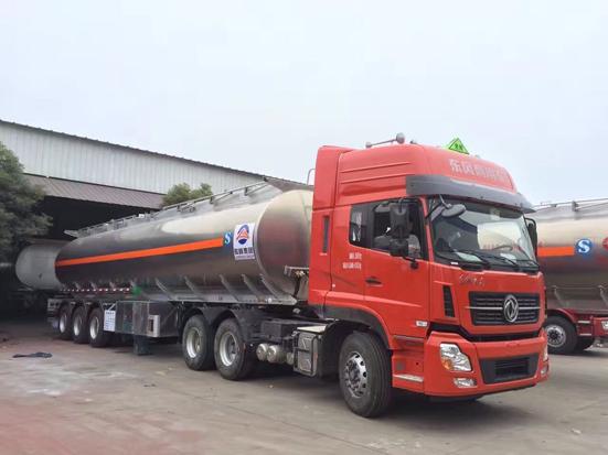 如何分辨化工液体运输车储罐存在的三大隐患